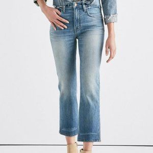 Lucky Brand Lucky Pins Tapered High Rise Jeans NEW